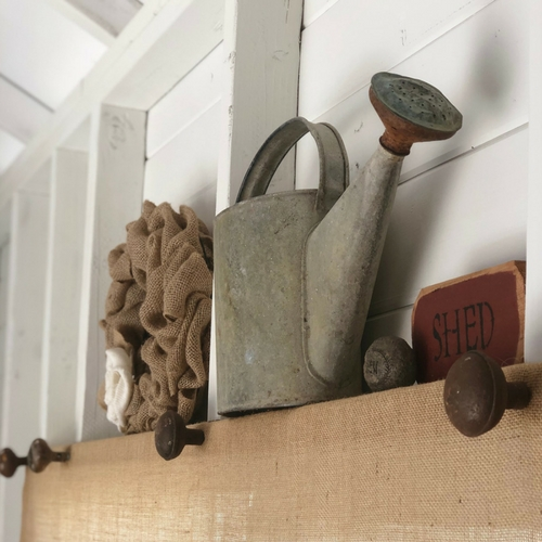 what to do with old door knobs