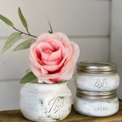 3 Simple Mason Jar DIY Projects
