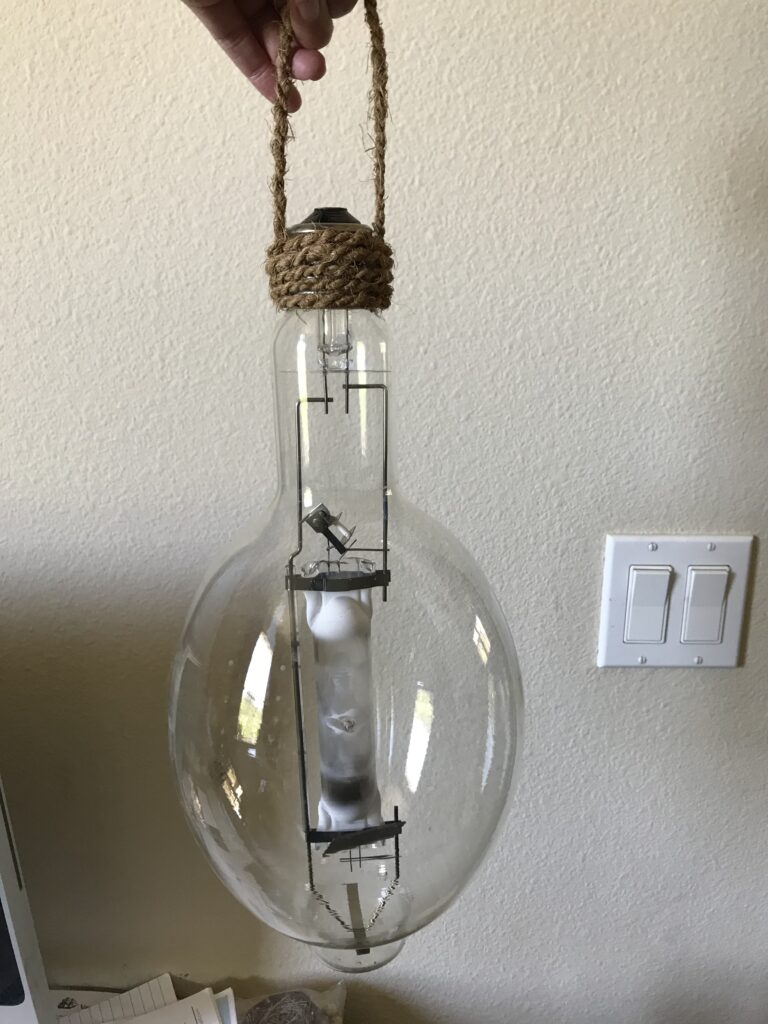 hootshack hanging light bulbs