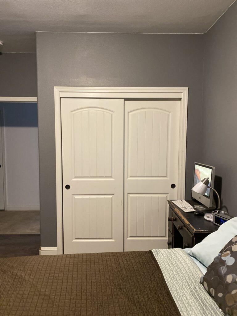 One Room Challenge Bedroom