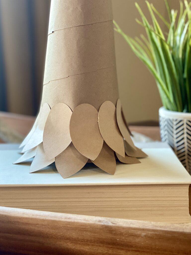 DIY Cone Christmas Tree DIY Tutorial