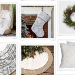 Neutral Christmas Decor Under $25