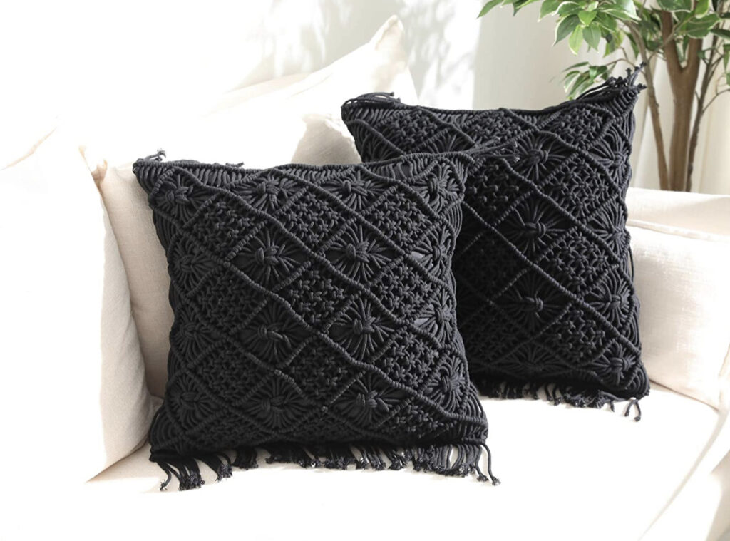 BEST PLACES TO BUY MACRAME PILLOW COVERS